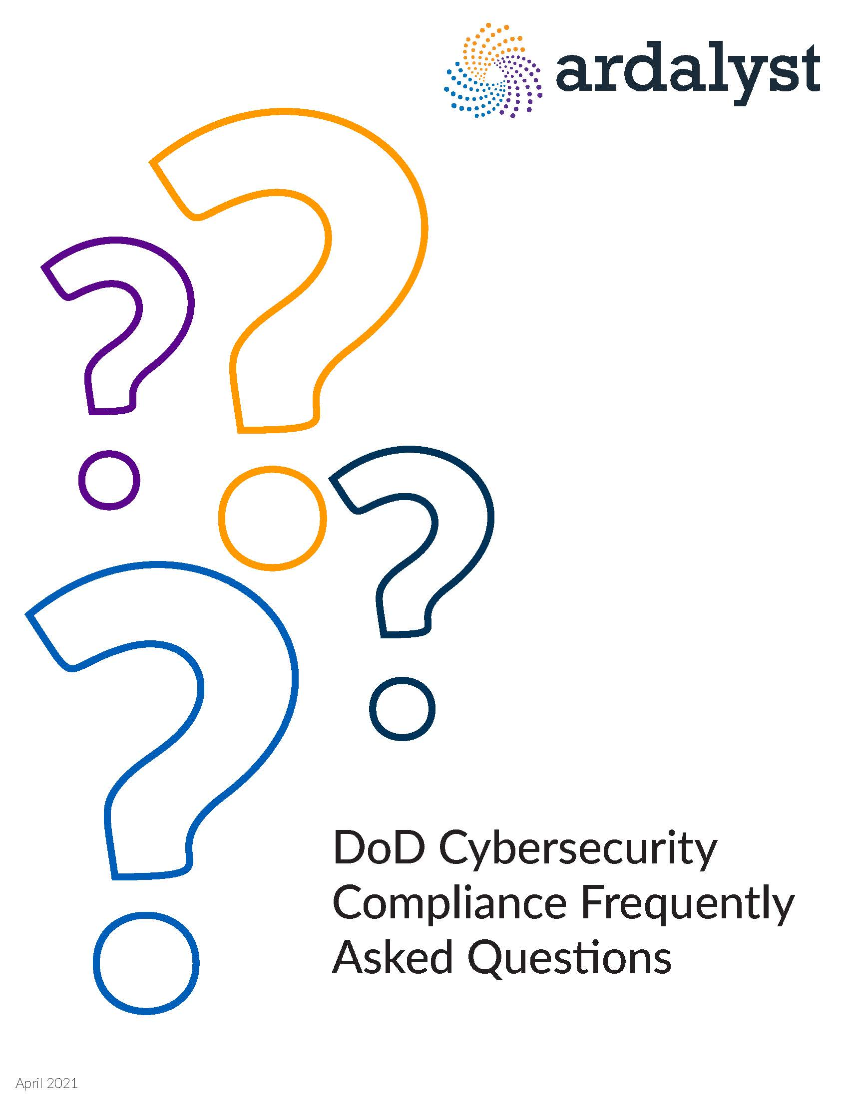 2021 DoD Cybersecurity Compliance FAQ_Page_01